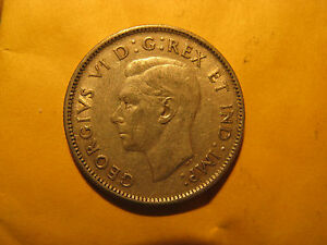 1948-Canada-25-Cent-Twenty-Five-Cent-Rare-Key-Date-Silver-Coin
