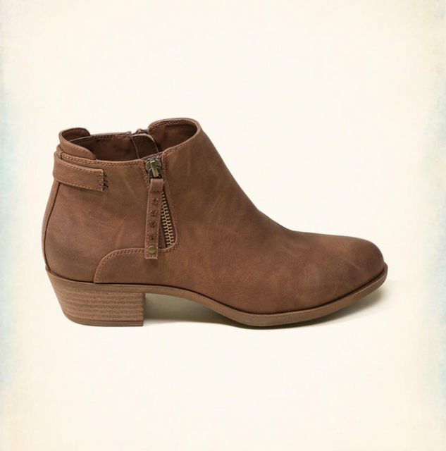 Madden Girl Womens Bronco Ankle Bootie