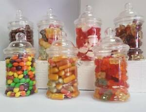 Miraculous Details About 3 X Full Jar Of Victorian Retro Sweets Wedding Table Favours Sweets Pick N Mix Complete Home Design Collection Barbaintelli Responsecom