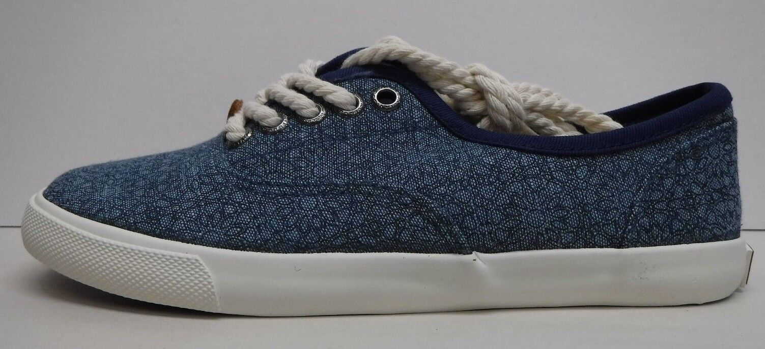 Margaritaville Size 7 bluee Floral Sneakers New Womens shoes 2 Set of Laces
