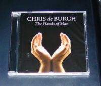 CHRIS DE BURGH THE HANDS OF MAN CD SCHNELLER VERSAND NEU & OVP