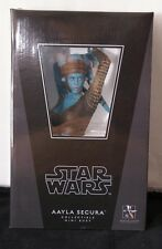 Star Wars Aayla Secura Collectible Mini Bust