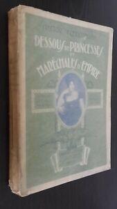 H.fleischmann Sotto Principesse E Marechales D'Impero + 16 Stampe Spilla