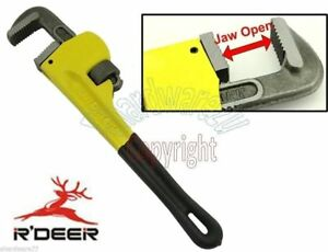 """R'Deer Heavy Duty Pipe Wrench 36"""" (RS-900)"""