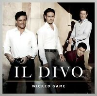 Il Divo - Wicked Game [new Cd] on Sale