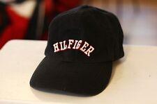 Rare VTG Tommy Hilfger Spellout Stretch Flexfit Slouch Dad Hat Cap