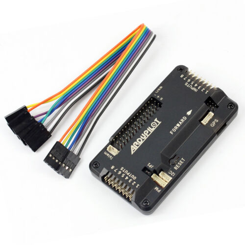 Build-in Compass Flight Controller Board Bent Pin F17884 APM2.8 APM 2.8 No