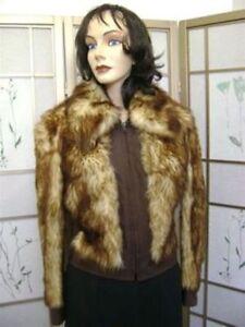 Kvinder Kvinde Størrelse Fur Pre 4 2 Lamb owned Jacket qwnggIUa