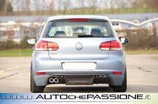 Sotto paraurti posteriore per VW Golf 6 dal 2008