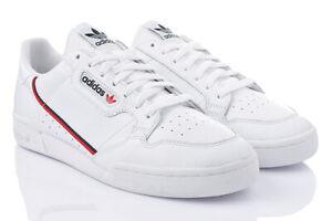 ADIDAS CONTINENTAL 80 Herrenschuhe Sneaker Turnschuhe Schuhe