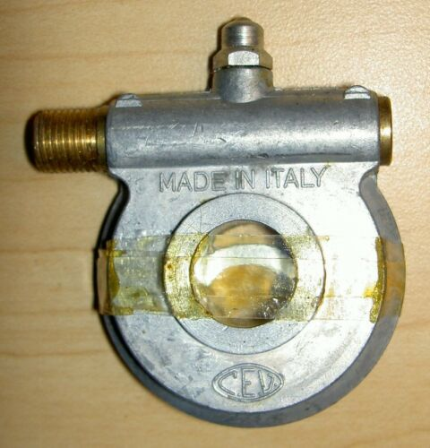 Veglia Compteur Drive #238 1950/'s 1960/'s Ducati Guzzi Morini 8//15 Ratio