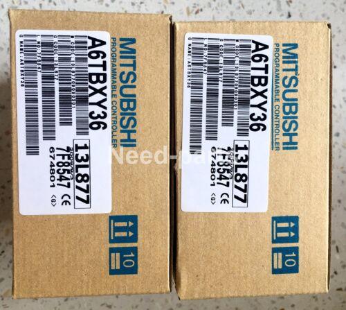 Mitsubishi PLC Terminal Board A6TBXY36 NEW IN BOX #FP