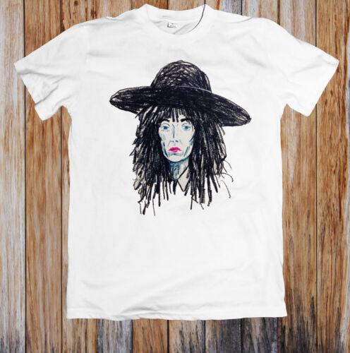 Patti Smith Artwork Punk Rock Retro Unisex T Shirt