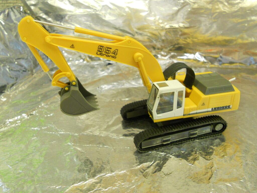 Herpa 148931  Liebherr Crawler Excavator  R954   HO 1 87 Scale