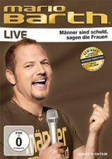 MARIO BARTH - MÄNNER SIND SCHULD,SAGEN DIE FRAUEN  DVD NEU
