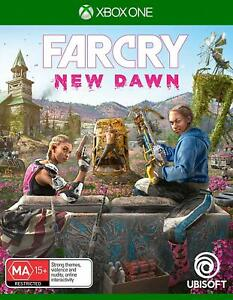 Sealed-Xbox-One-X-Far-Cry-Farcry-5-V-New-Dawn-Console-First-Person-Shooter-Game