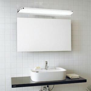 Details zu LED Spiegelleuchte Streifen Spiegellampe Badlampe Wandleuchte  Badezimmer Licht