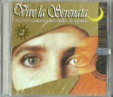 Vive La Serenata Las 100 Canciones Mas Bellas De Serenata Latin Music CD