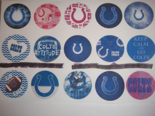Colts mix flat back or pin badge cabochons embellishments bow center magnets