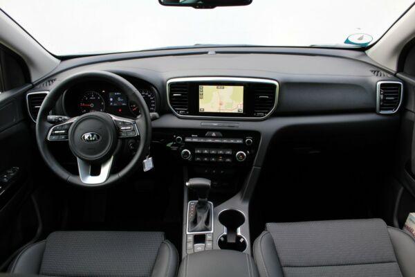 Kia Sportage 1,6 CRDi MHEV 136 Vision DCT - billede 5