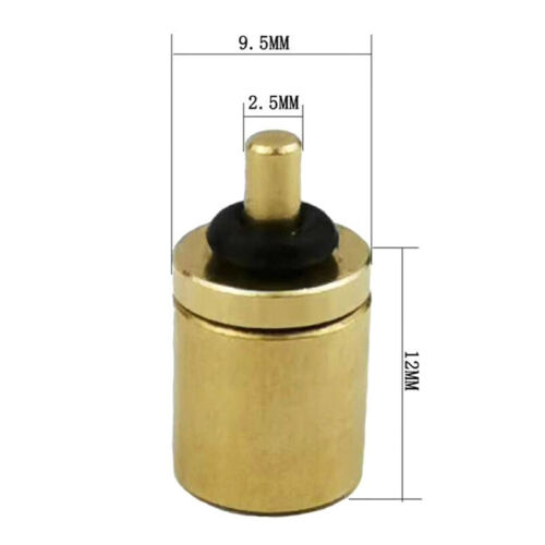 2Pcs Hiking Stove Gas Cylinder Tank Refill Adapter Practical Stove Accessor PF