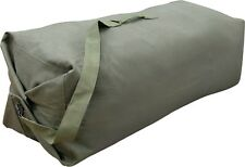 item 7 Top Load Military Duffle Bag Canvas Cargo Sea Duffel Large Heavy  Cotton Travel -Top Load Military Duffle Bag Canvas Cargo Sea Duffel Large  Heavy ... 71be742e9f4