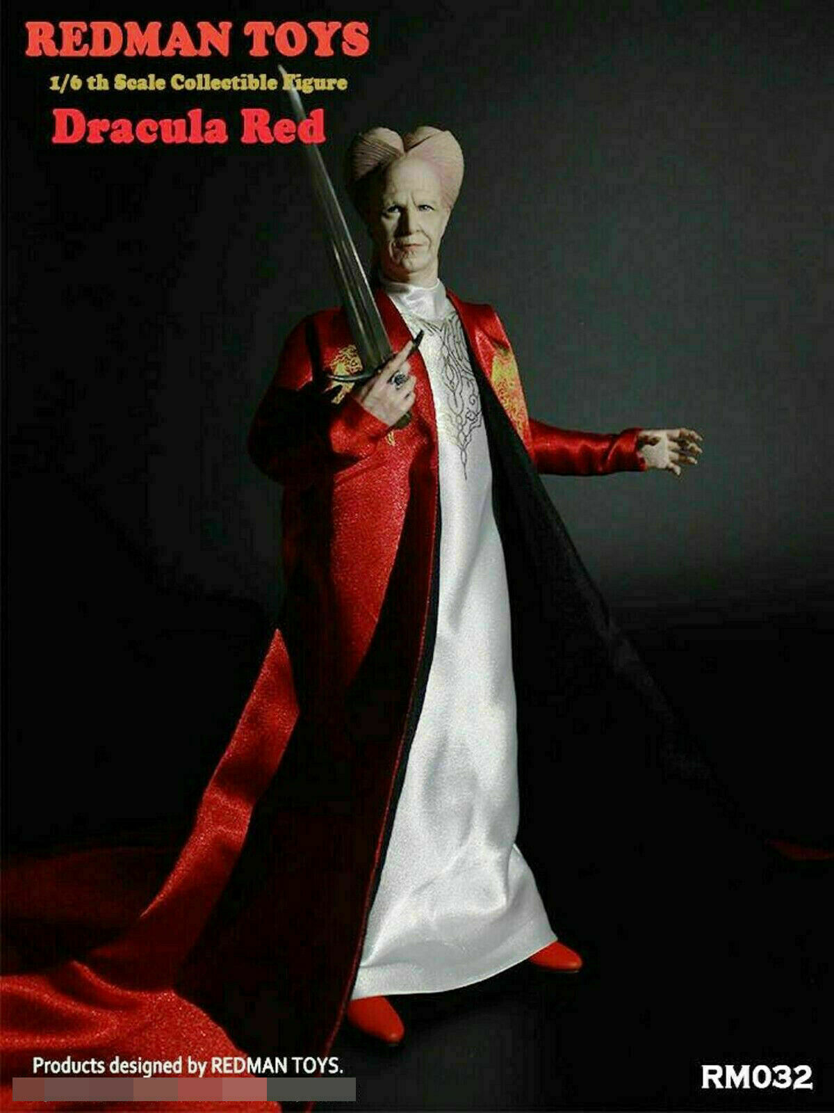 Redman Toys 1 6 Dracula Gary Oldman RM032 Figure Collection Model Gift