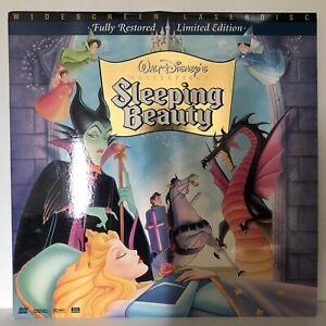 Walt Disney Sleeping Beauty (THX Laserdisc) Fully Restored Limited Edition