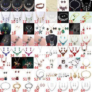 Fashion-Charm-Jewelry-Pendant-Chain-Choker-Chunky-Statement-Bib-Collar-Necklace