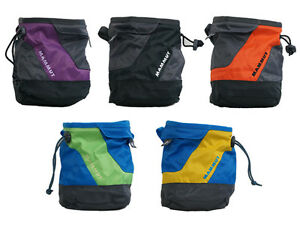 Image Is Loading Mammut Ophir Chalk Bag 6 Colours Drawstring Climbing