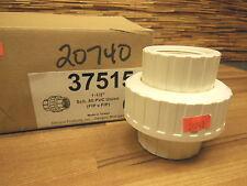 "Genova Products 37515 1 1/2"" sch. 40 PVC Union"