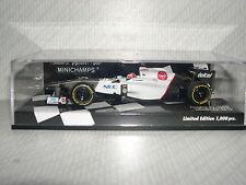 Minichamps: Sauber F1 Team K.Kobayashi Showcar 2012- 410120084