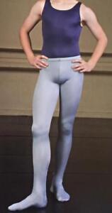 M Stevens Men Lycra Spandex Milliskin Footed Footless Tights Sizes S, M, L, XL