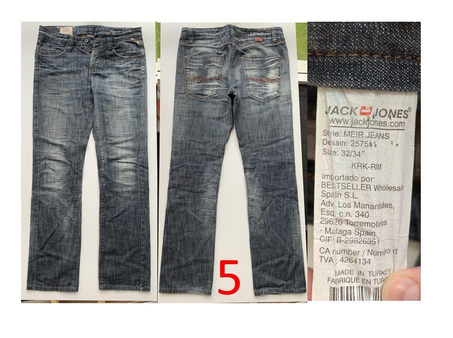 Jeans, Replay, Jack&Jones
