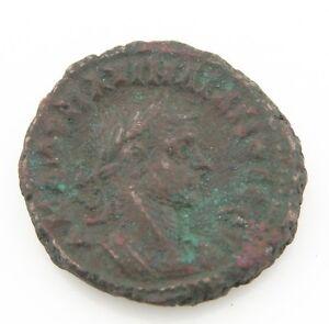272-273 Anuncio Imperial Romano Egipto Tetradracma MB + Aurelio Muy Fino + Sear