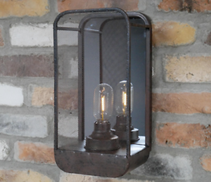Sconce Wall LED Light Up Lamp Industrial Style Indoor Mounted Light Home Decor
