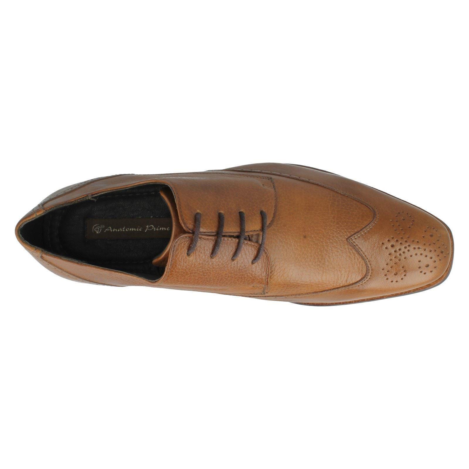Herren Guara Leder Schnürbar von Schuhe von Schnürbar Anatomic d20858