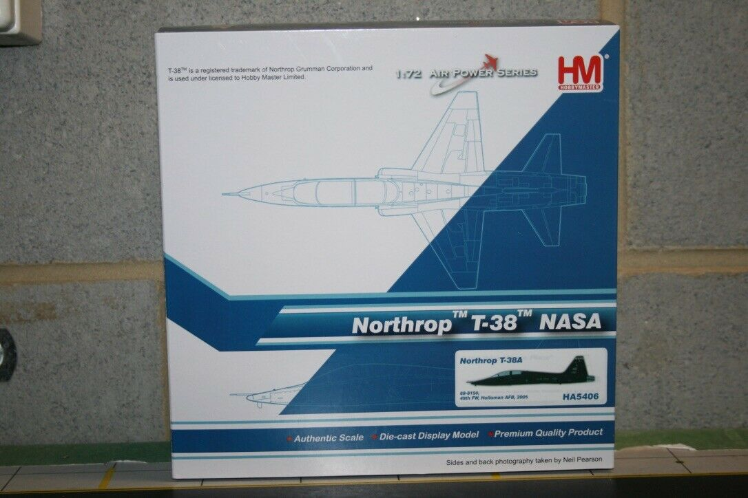 moda clasica Hobby Hobby Hobby Master USAF 1 72 T-38 Talon  Holloman  (HA5406) Fundición Modelo de Avión  estar en gran demanda