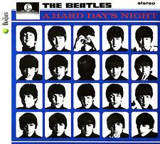Beatles - A Hard Day's Night - Remastered - Lennon & McCartney - MINT DISC - 99¢