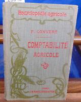 CONVERT Comptabilité Agricole...