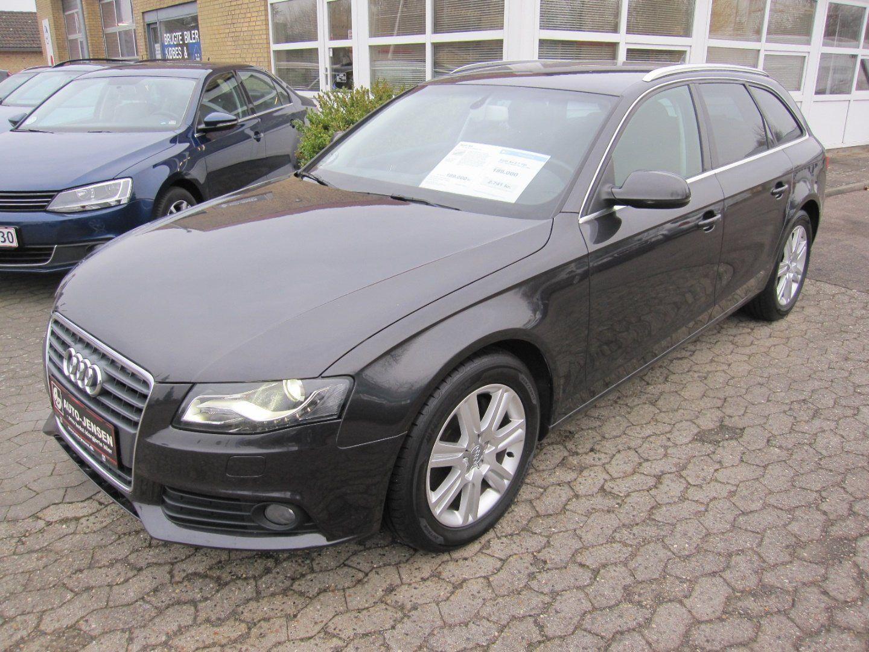 Audi A4 2,7 TDi 190 Avant Multitr. 5d - 179.900 kr.