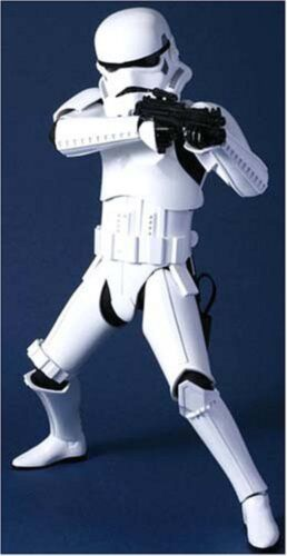 RAH-242 STAR WARS Stormtrooper MEDICOM TOY 1//6 Painted Action Figure