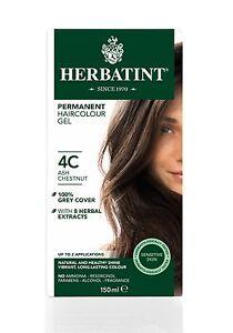 Caricamento dell immagine in corso HERBATINT-Tinta-per-capelli -naturale-alle-erbe-CENERE- 001bc566f7cf