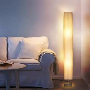 Albrillo Fabric Floor Lamp Modern
