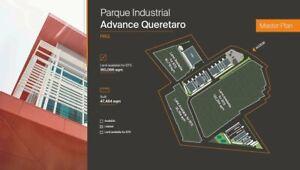 Nave industrial en renta El Marques Queretaro