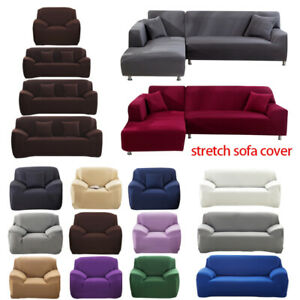1-2-3-4-Seater-Stretch-Chair-Sofa-Covers-Couch-Cover-Elastic-Slipcover-Protector