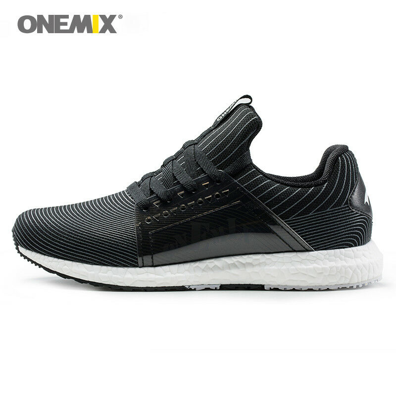 Onemix Men's Casual Running shoes Classic Athletic Sneakers Fitness Gym Trainers
