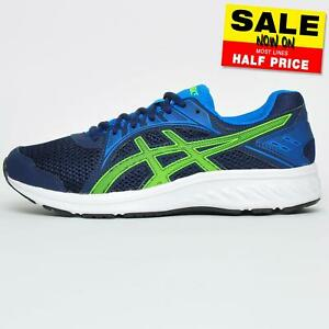 Asics-Jolt-2-Men-039-s-Running-Shoes-Fitness-Gym-Workout-Trainers-Blue