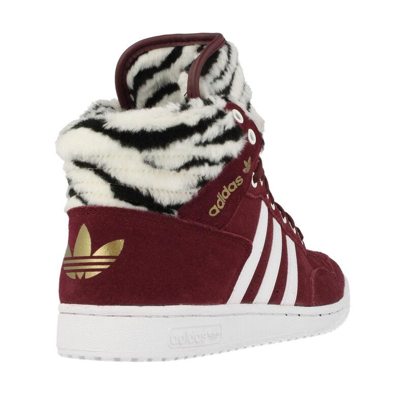 Adidas originali tesoro (conferenza - zebra superstar tesoro originali scarpa decennio ~ donne sz 6 03f4f4