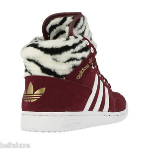 Details about Adidas Originals PRO CONFERENCE HI ZEBRA superstar honey Shoe decade~Womens sz 6
